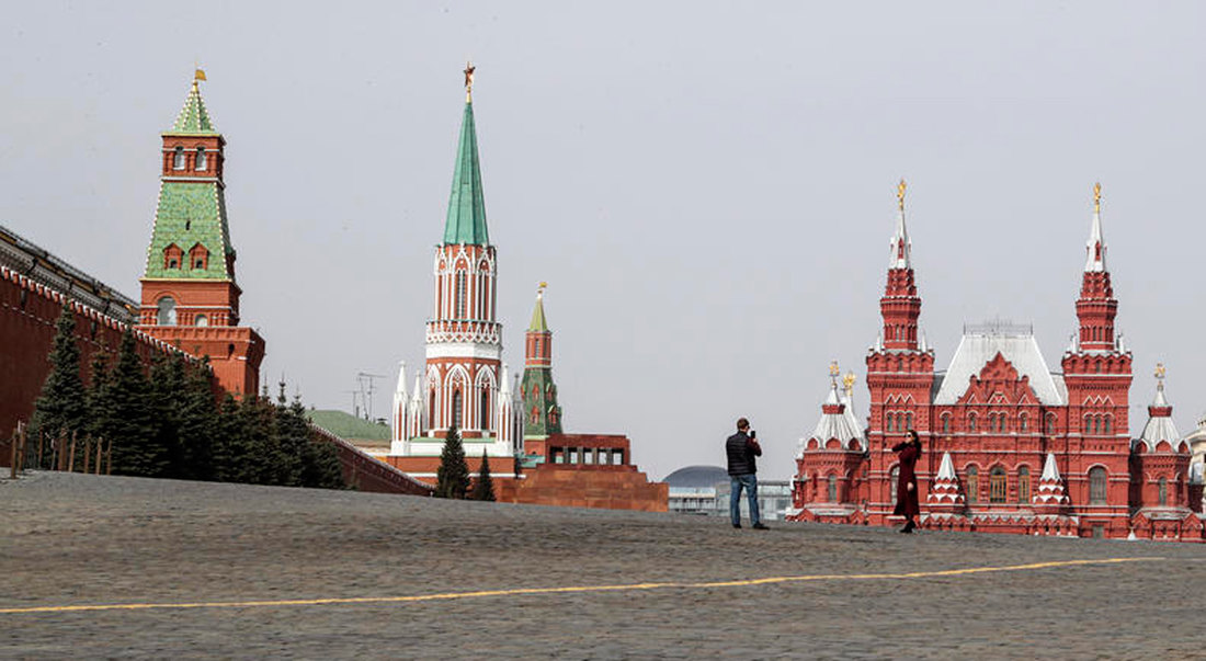 Rusija: 201.000 ljudi pod nadzorom zbog COVID-19