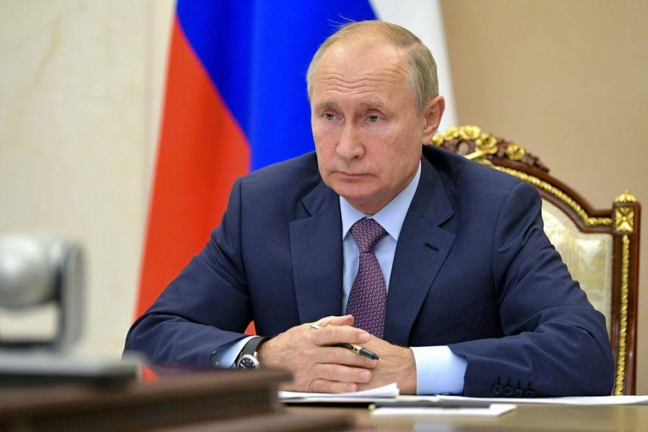 Rusija: 4,5% BDP za podršku ekonomiji i domaćinstvima