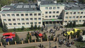 Rusija: Pucnjava u školi u Kazanju, ubijena deca – napadač bivši učenik