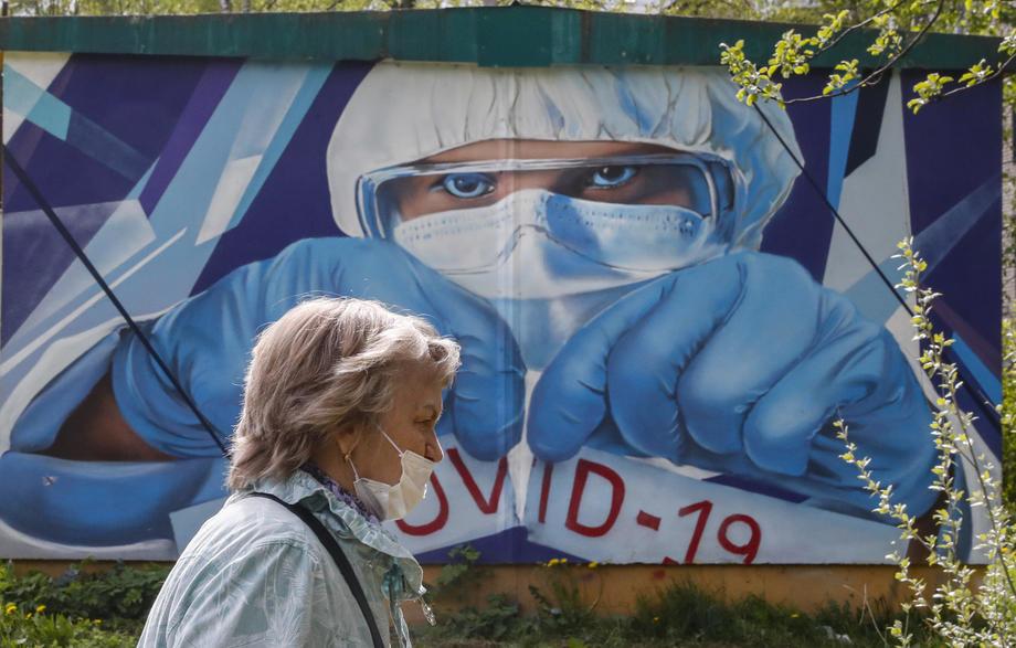 Evropa: U Rusiji blizu 400.000 zaraženih, još 738 zaraženih u Nemačkoj, preminulo 39 osoba, sedam novih žrtava u Mađarskoj