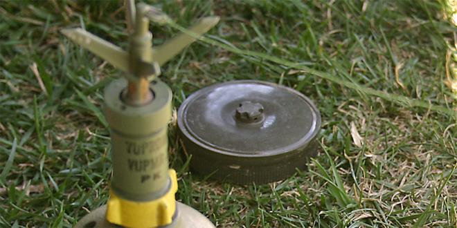 Rusija angažovana na uklanjanju mina u Srbiji
