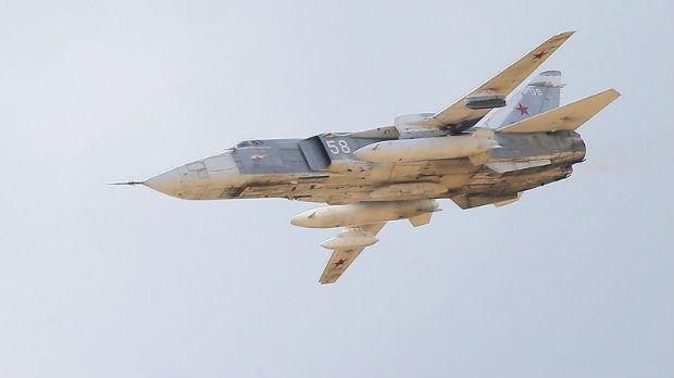 Rusija bombardovala položaje Asadovih protivnika