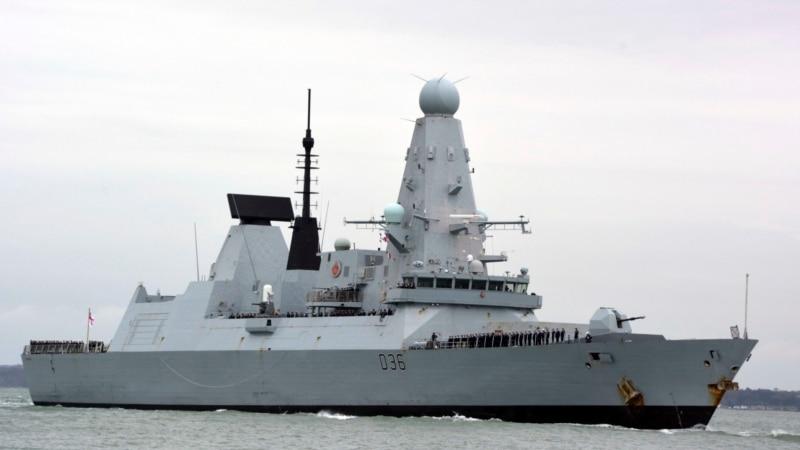Rusija i Velika Britanija oprečno o incidentu u Crnom moru