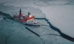 Rusija isprobala najmoćnijeg ledolomca sveta