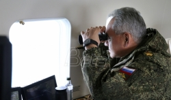 Rusija najavila povlačenje vojske sa granice sa Ukrajinom (VIDEO)