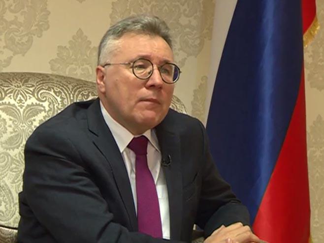 Rusija neće podržati imenovanje nemačkog diplomate na poziciju visokog predstavnika za BiH
