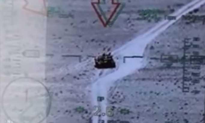 Rusija objavila snimak: Ovako smo uništili napadače (VIDEO)
