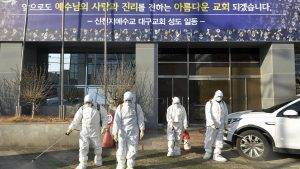 Rusija odbacila američku optužbu o dezinformacijama o virusu iz Kine
