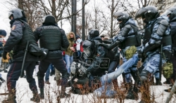 Rusija optužuje SAD da se komentarisanjem protesta mešaju u njena unutrašnja pitanja