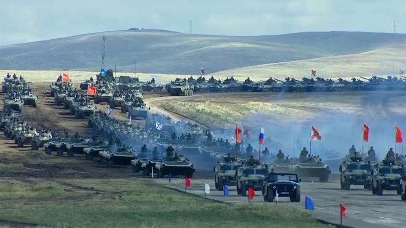 Rusija počela godišnju vojnu vježbu
