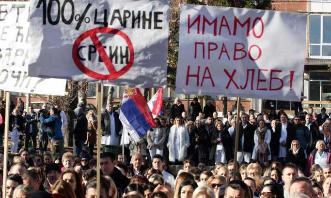 Rusija pomaže Srbima na Kosovu