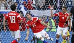 Rusija ubedljiva protiv Saudijske Arabije na početku SP (VIDEO)
