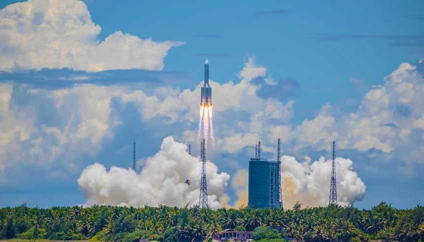 Rusija uspešno testirala hipersoničnu raketu Cirkon