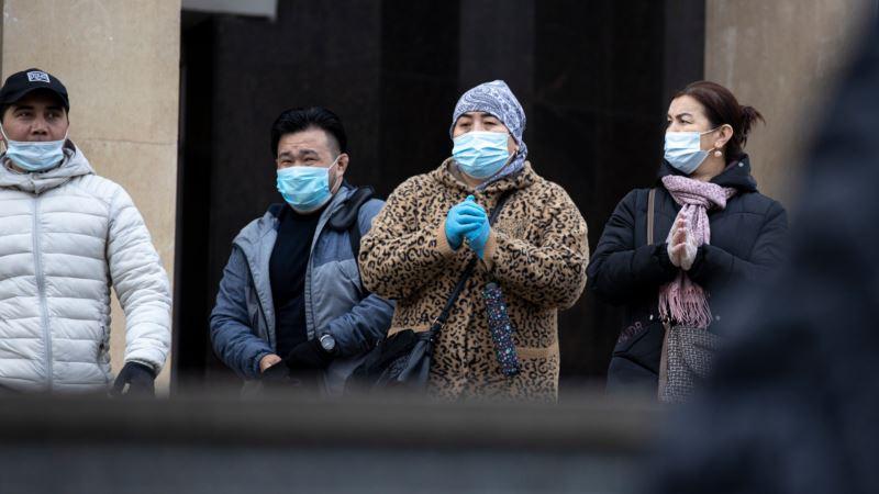 Rusija uvela obavezu nošenja maske za sve građane