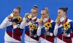 Rusiji zlato u sportskoj gimnastici, finale obeležila povreda Simon Bajls