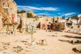 Rušilačka ulična umetnost Portugala