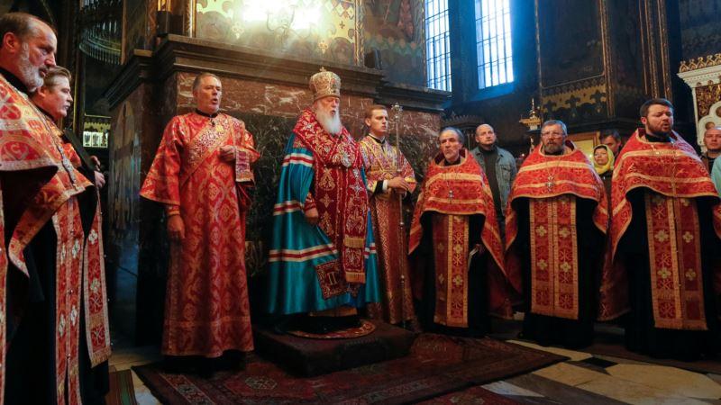 Ruska crkva prekida odnose sa Vaseljenskom patrijaršijom