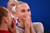 Ruska gracija Angelina Meljnikova  FOTO