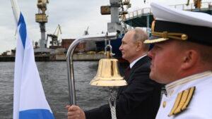 Ruska mornarica danas obeležava 325. godišnjicu
