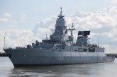 Ruska mornarica počela vojne vežbe u Crnom moru