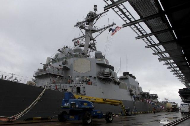 Ruska mornarica prati američki razarač u Crnom moru