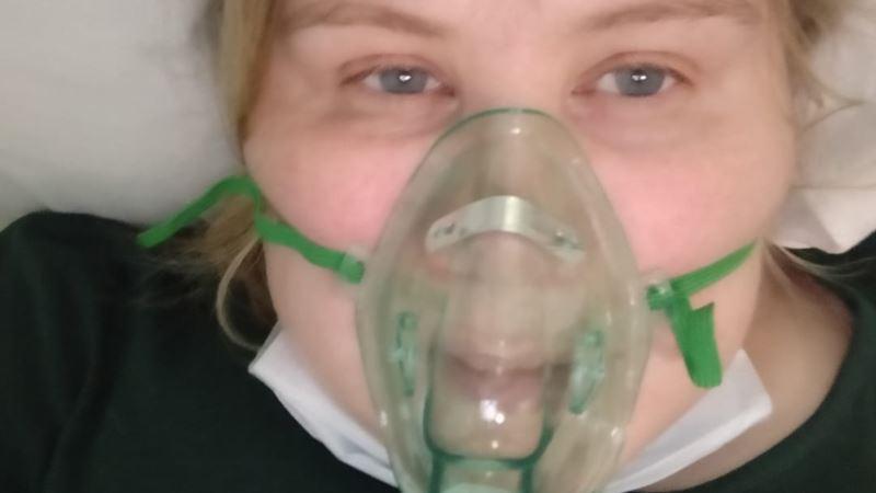 Ruska novinarka dokumentovala svoje poslednje dane pod korona virusom