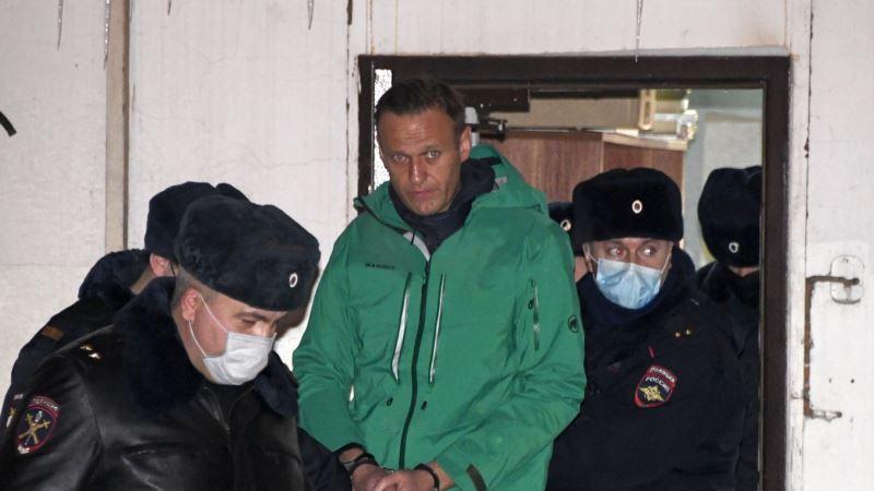 Ruska policija uhapsila pet saradnika Navaljnog