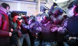 Ruska policija uhapsila više od 1.000 pristalica Navaljnog na protestima širom zemlje
