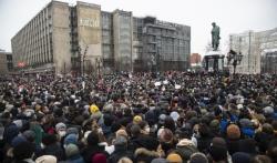 Ruska policija uhapsila više od 3.000 demonstranata koji traže oslobadjanje Navaljnog