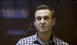 Ruska zatvorska služba: Navaljni će biti hospitalizovan