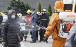 Ruske vlasti naložile proveru respiratora posle požara u bolnici