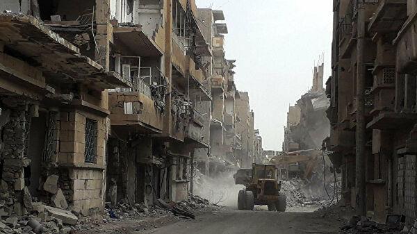 Ruski Centar za pomirenje zaraćenih strana sa sirijskom vojskom organizovao tri humanitarna koridora u Siriji
