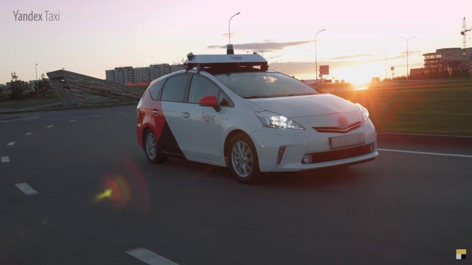 Ruski Jandeks pustio u rad samovozeći taksi VIDEO