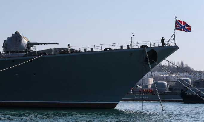 Ruski Kalibri braniće Siriju sa Sredozemnog mora
