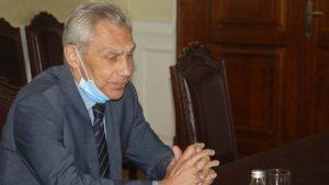 Ruski ambasador uručio Dačiću pismo od Valentine Matvijenko
