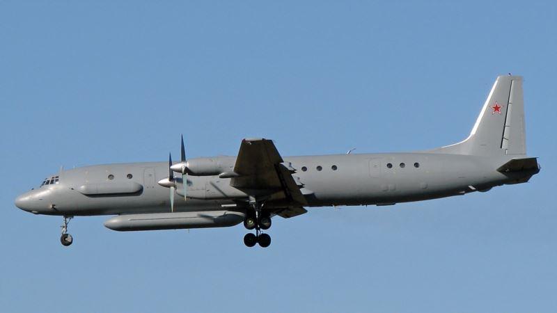 Ruski avion oborile sirijske snage zbog izraelske akcije
