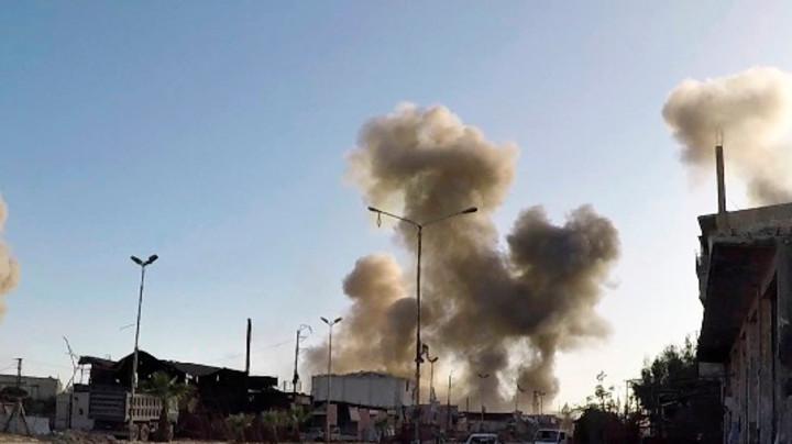 Ruski avioni izveli četiri vazdušna napada u Idlibu