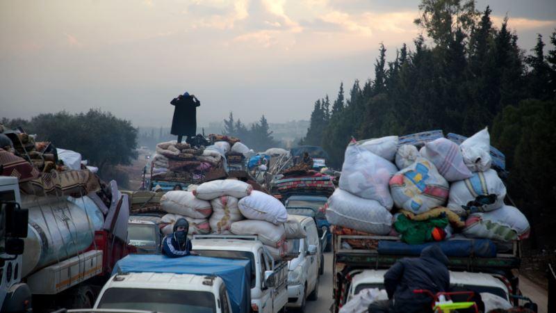 Ruski avioni nastavili bombardirati mete u Idlibu