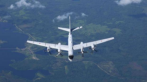 Ruski nuklearni bombarderi nasuprot Aljaske