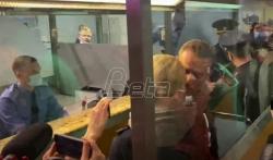 Ruski opozicionar Navaljni će biti u zatvoru do naredne odluke suda (VIDEO)