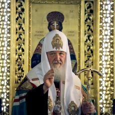 Ruski patrijarh Kiril čvrsto uz braću Srbe: Kosovo je sveto mesto i mesto mučeništva!