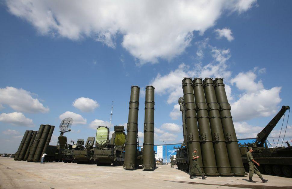 Ruski sistemi S-400 biće pod totalnom kontrolom Turske