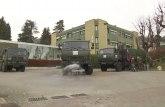 Ruski specijalci dezinfikuju u Lombardiji