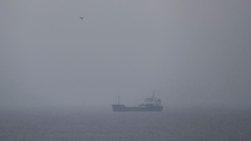 Ruski teretni brod potonuo u Crnom moru