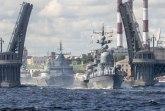 Ruski vojnici preplavili Japansko more