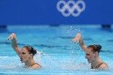 Ruskinjama zlato u umetničkom plivanju