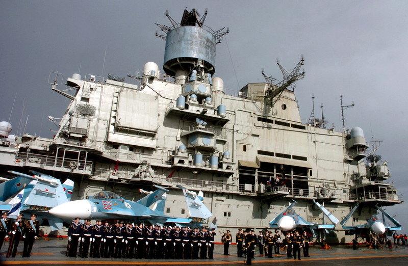 Rusko-sirijska vežba u Tartusu: Sprečeno miniranje podmorja