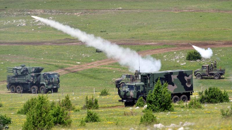 Rusko-srpska vežba Slovenski štit u Srbiji sredinom oktobra