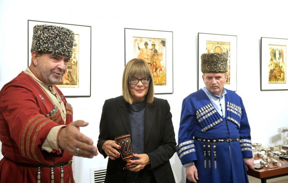 Rusko-srpski kulturni forum održan u Ruskom domu u Beogradu