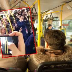 Rusvaj u autobusu u Kruševcu! Vozač napao deku da nema kartu, ovaj mu OTEO KLJUČ, žene počele da VRIŠTE